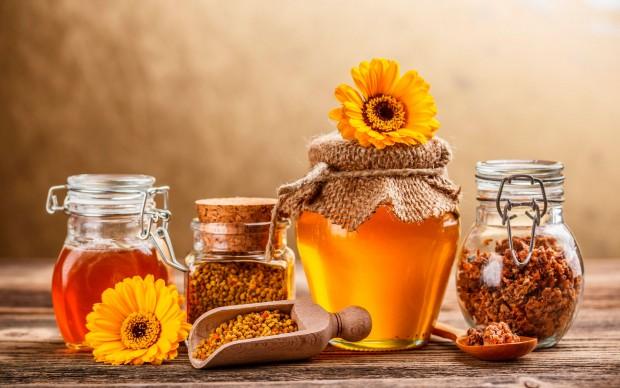 Мёд и продукты пчел-ва