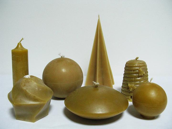 Свечи и аксесуары