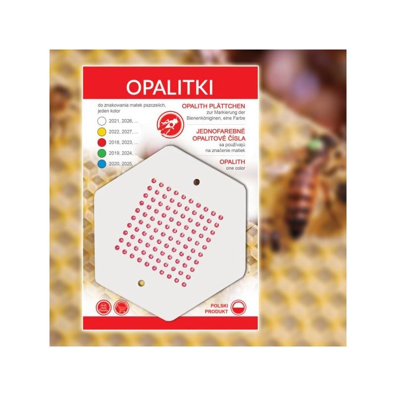 Numere pentru marcarea matcilor - rosii poloneze