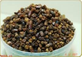 Перга, пчелиный хлеб 100 гр.