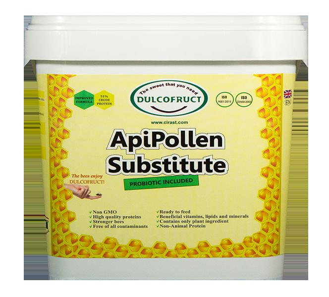 Заменитель пыльцы ApiPollen 7кг