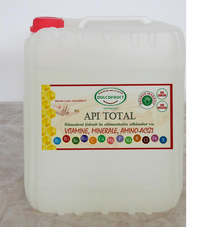 Сироп API TOTAL - DULCOFRUCT 13 кг