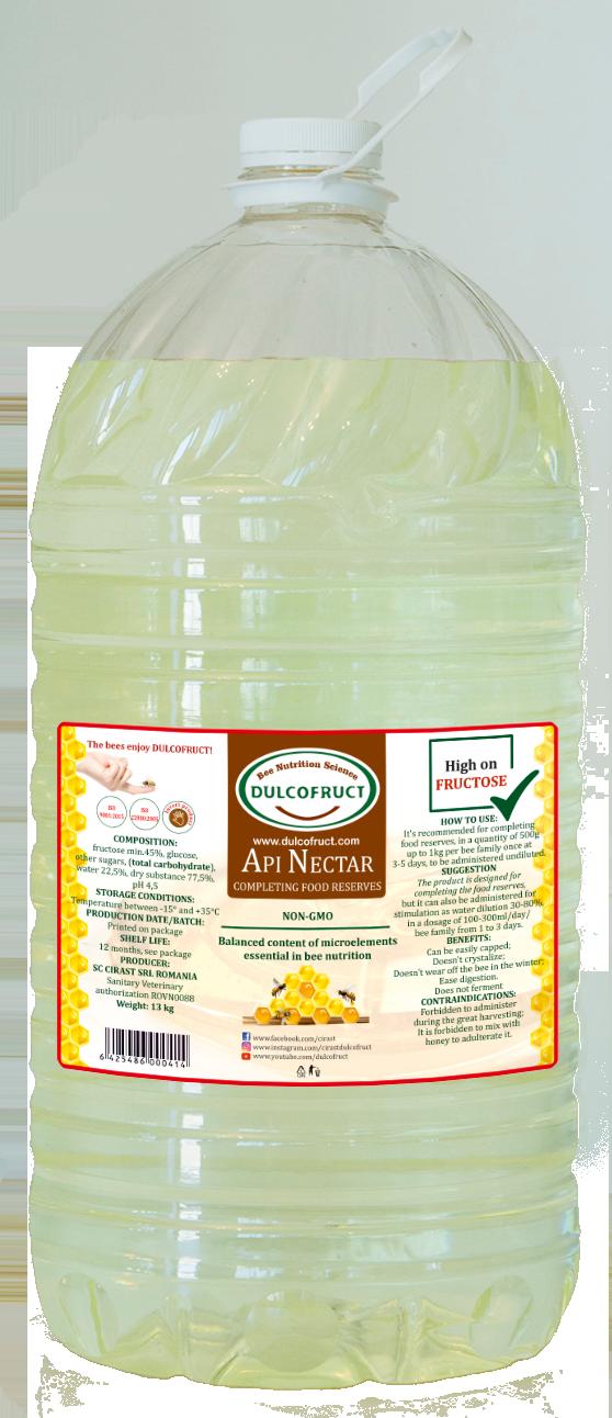 Сироп Apinectar - DULCOFRUCT 13 кг
