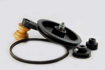 Ременной привод для медогонки
