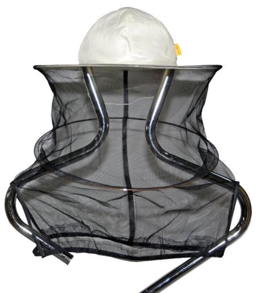 Шляпа для пчеловода с резинками под мышки
