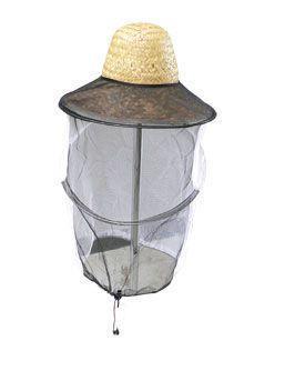 Защитная сетка для соломенной шляпы