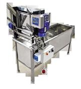 Стол для распечатывания с автоматическим подавателем, 220V - электрические ножи