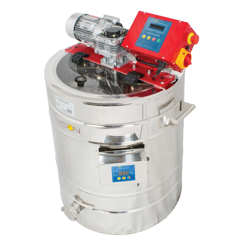 Оборудование для кремования и декристаллизации мёда 150 л, 220V