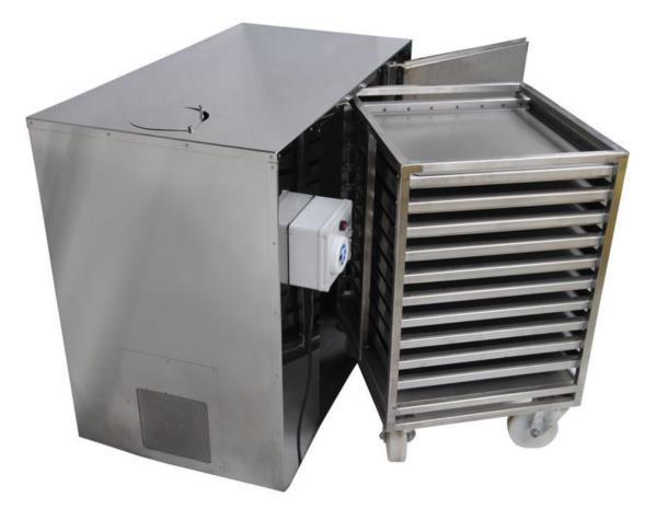 Сушильная печь для пыльцы на 30 кг.