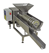ОПЦИОН 1 - пресс для отжима забруса до 50 кг/час