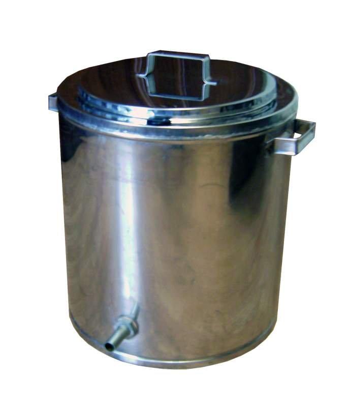 Topitor de ceara pe aburi, 17 litre