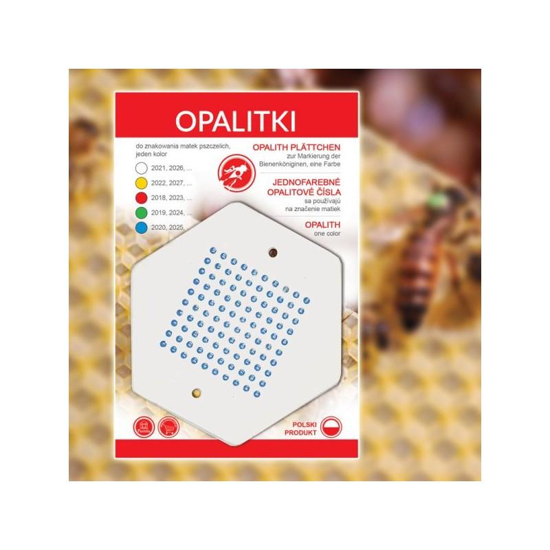 Numere pentru marcarea matcilor - albastre poloneze