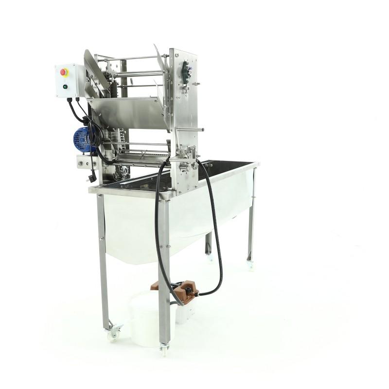 Стол для распечатки с направляющими, с парогенератором, 230В – МИНИМА