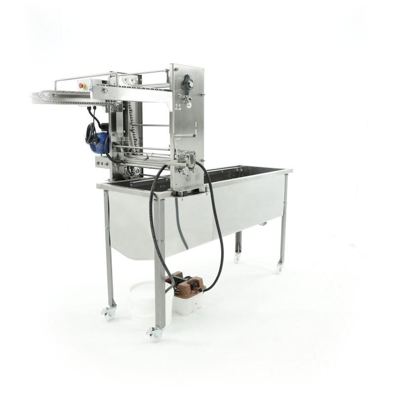 Стол для распечатки с цепным податчиком, с парогенератором, 230В – МИНИМА