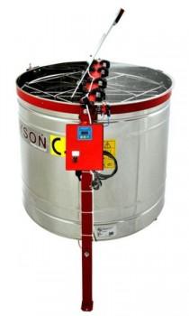 Медогонка 6-и кассетная Дадант Ø1000, 220V или 12V - OPTIMA LINE