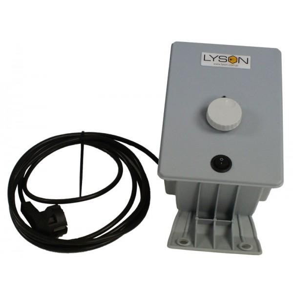 Электрический привод 12V для медогонки