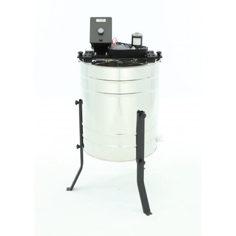 Медогонка 4-х рамочная электрическая 220V Ø600 - BASIC LINE