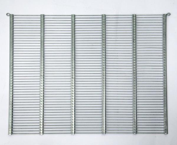 Разделительная решетка 445х319 мм. металлическая