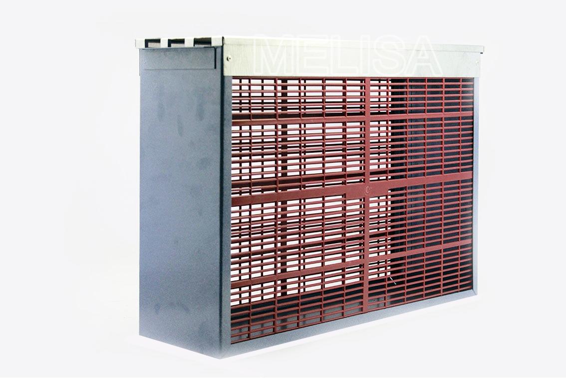 Изолятор Дадан, 3-х рамочный пластиковый
