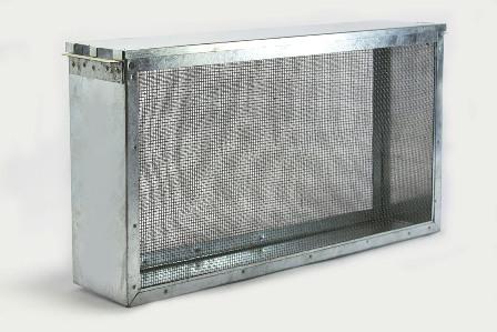 Изолятор Рута, 2-х рамочный сетчатый