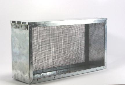 Изолятор Рута, 3-х рамочный сетчатый