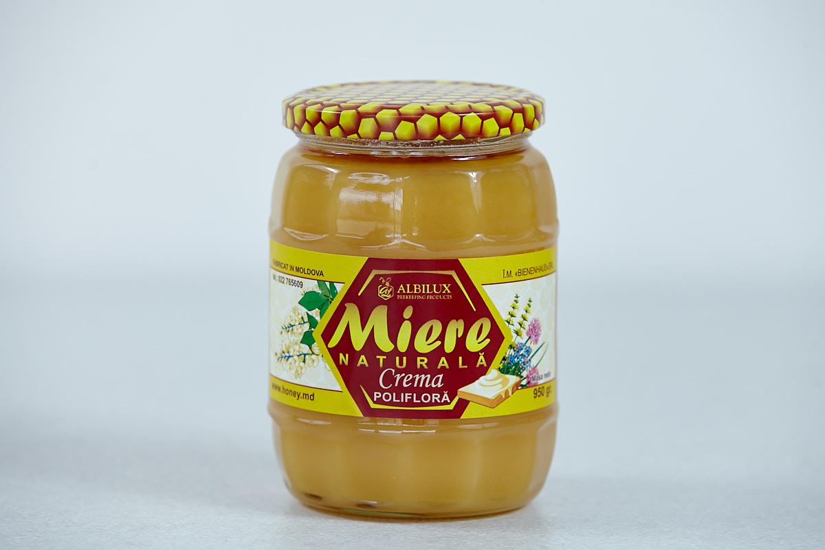 Miere-crema 950 grame