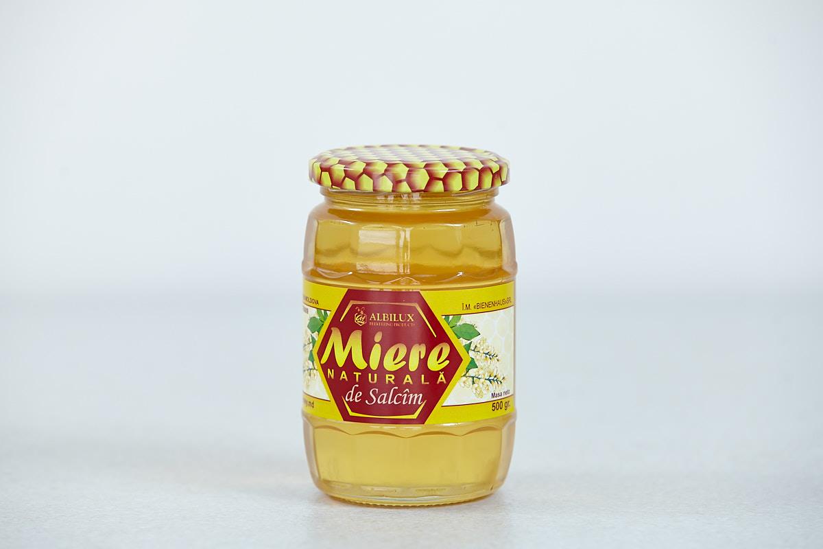 Мёд акациевый 500 грамм