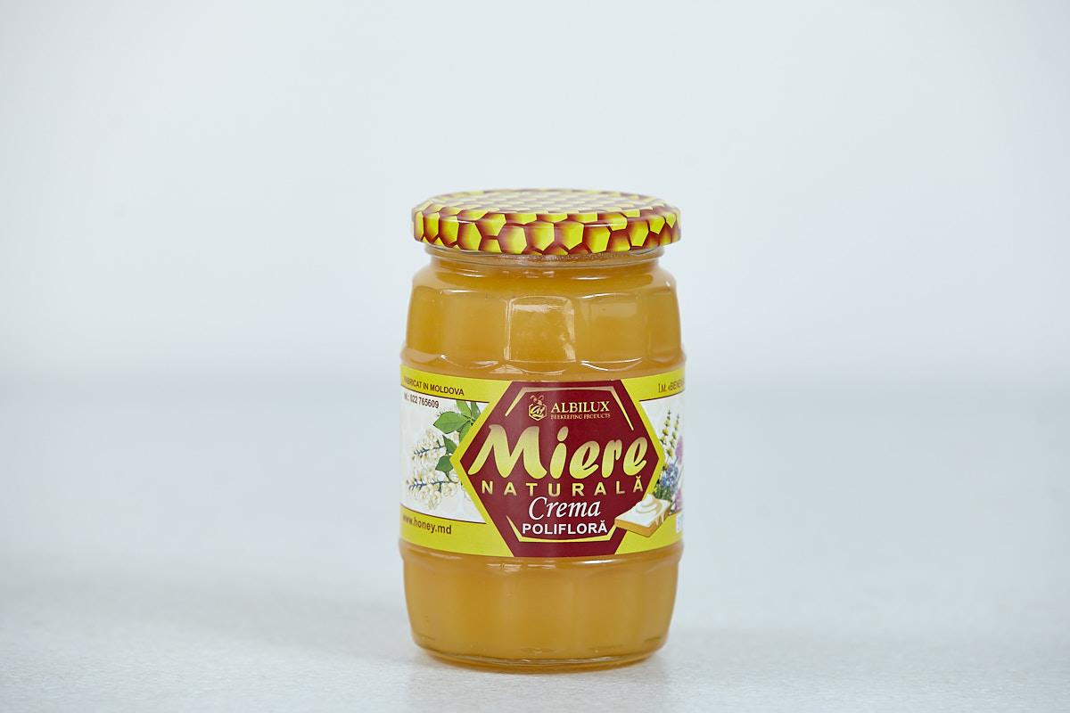 Мёд-крем 500 грамм