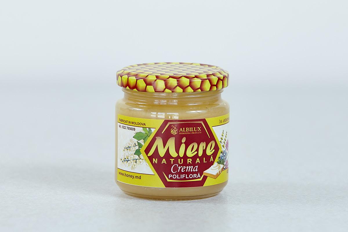 Мёд-крем 250 грамм