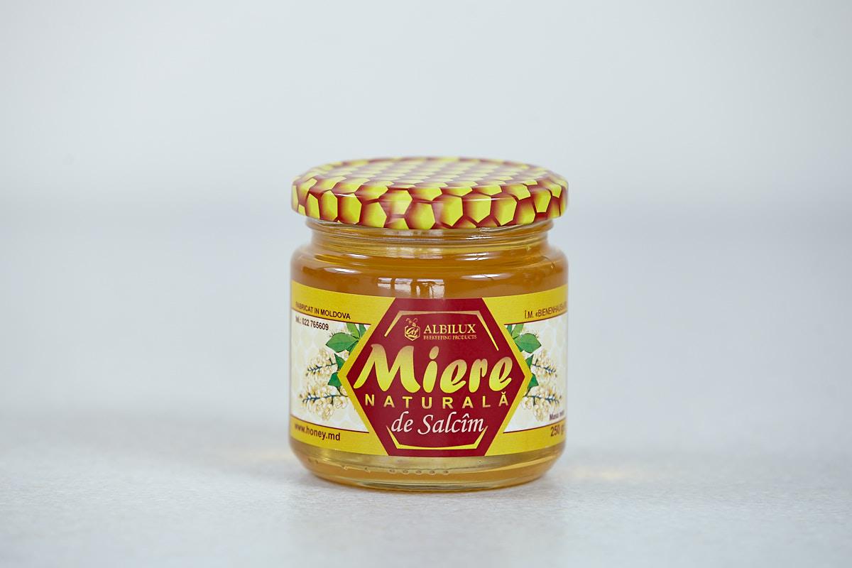 Мёд акациевый 250 грамм