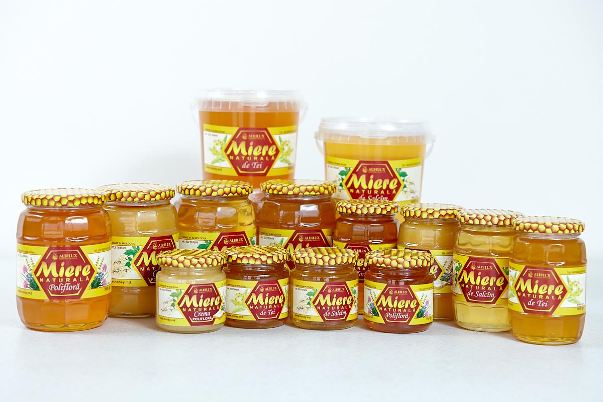 Мёд натуральный Albilux