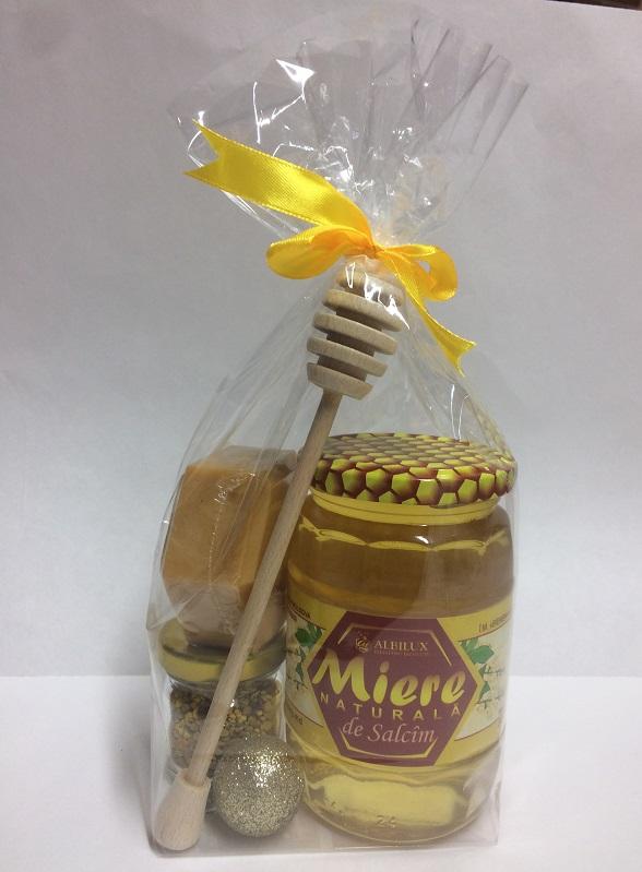 Подарочный набор мёд акациевый