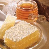 Сотовый мёд 100 грамм