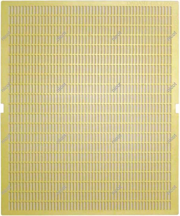 Разделительная решетка пластиковая NICOT 500x425мм